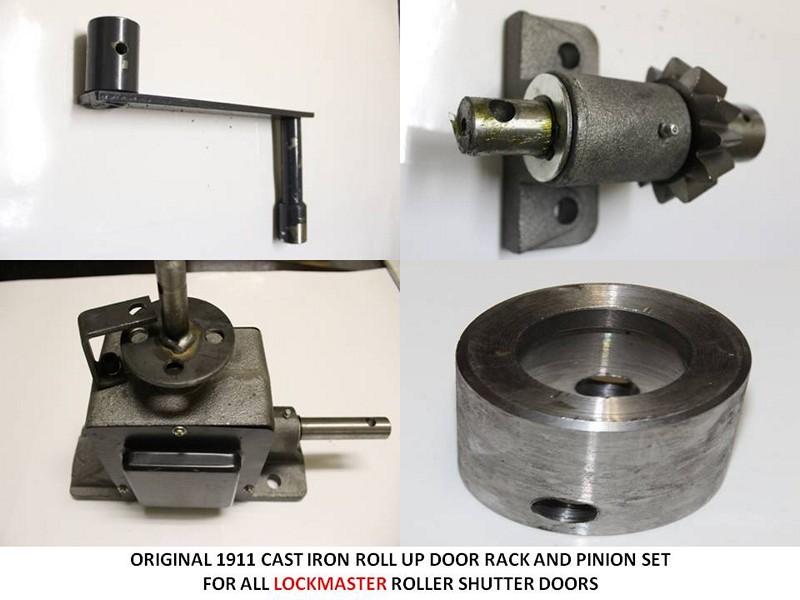Roller Shutter Door Spare Parts Amp Accessories Roller
